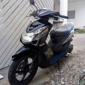 Yamaha Ego-S Black