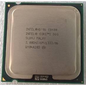 Intel core 2 duo 3.0ghz 775
