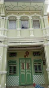 Jalan Irving, 2 Storey heritage house, 1400sf