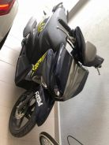 Yamaha ego avantiz - mileage 1000. mcm baru