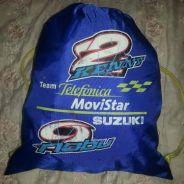 Back pack jerut suzuki team telefonica