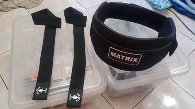 Gym belt and gym strap new