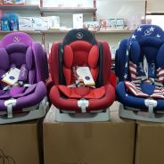 Halford voyage xt carseat