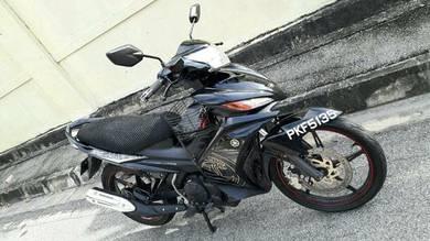 Yamaha 135LC 5 Speed LC