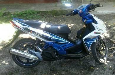 2012 Yamaha Nouvo LC Untuk dijual