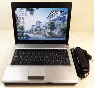 NEC Full Set Laptop 12.1