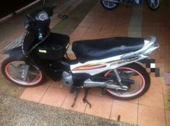 125Cc Hi Power Perfect Condition Nego