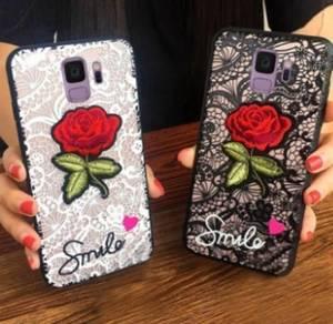 Samsung Flower Phone Case