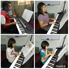 Kelas Muzik Piano / Piano Class Music