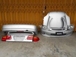 Honda ek ek3 virs rs bodypart body part ek99 ek9 s