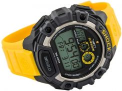 Timex watch Expedition Yellow Shock Resistant