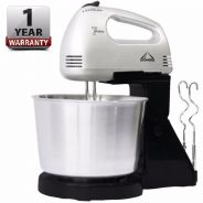 MIXER RAYA2.5L Stand Mixer Stainless Steel Bowl 01