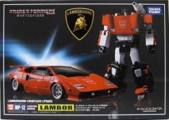 Takara Transformers masterpiece mp 12 LAMBOR NEW