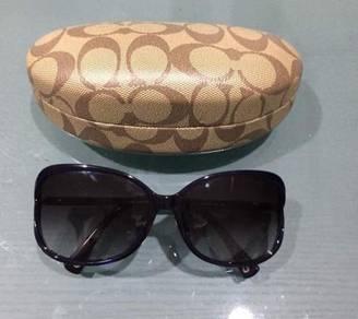 Authentic Coach HC8082D Evita Asian Fit Sunglasses