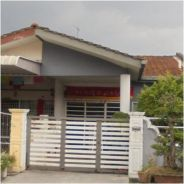 1 Sty Terrace House, Taman Seri Pinang, Butterworth, Penang [1195sf]