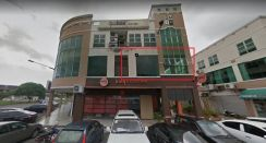 Premier 101 first floor shoplot for RENT - facing main road