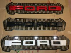 Ford Ranger Grill W Led T7