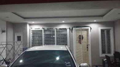 Pinggiran USJ 1 Double Storey Terrace House (Gated&Guarded)