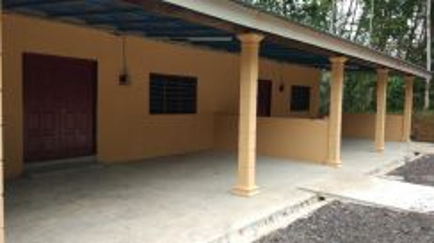 Rumah 3 unit untuk di jual di Pekan Jeniang, Sik / Gurun , Kedah