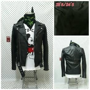 Jaket leather unbrand