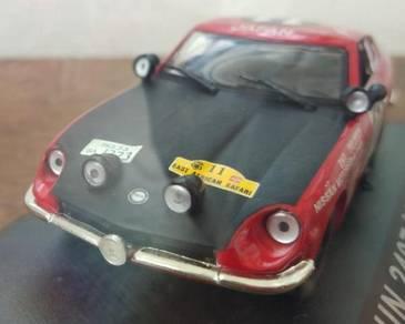 De Agostini 1/43 Datsun 240Z Rally Kereta Hiasan
