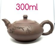 Kung fu tea Yixing Zisha Purple Clay Teapot