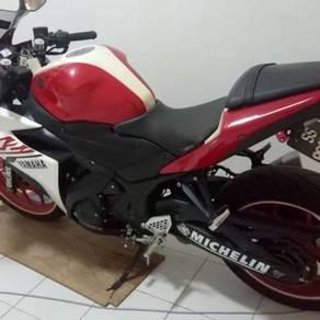 2015 Yamaha YZF R250