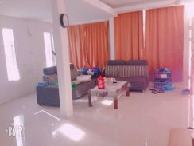 Double storey corner house for rent - Jalan Permai