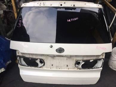 JDM Toyota Alphard Bonnet Rear MNH10 ANH10