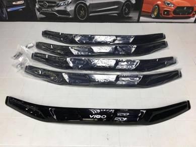Toyota Hilux Vigo Bonnet Guard