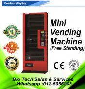 J8 Vending air Filter machine Penapis water Snack