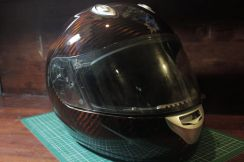 Helmet full face Carbon Fiber Joe Rocket USA rare