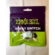 Ernie Ball 5-Way Strat Pickup Selector Switch CRL