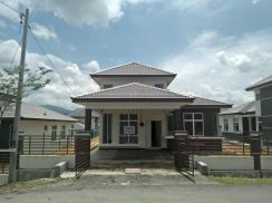Bungalow 1 Tingkat, Kuala Pilah   Owner   No Hidden Fees