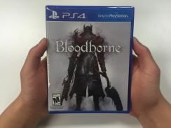 Bloodborne (The Old Hunters Edition) - PS4 Game