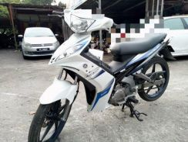 Yamaha Lc 135 Rebuild