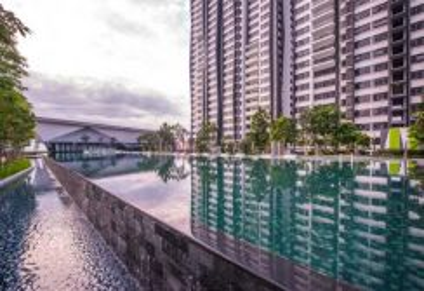 LAKEVILLE RESIDENCE 1193sf CORNER FREE MOT FURNISH Kepong MAH SING 96