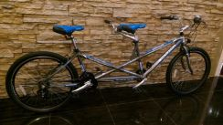 0% SST Bicycle Basikal Tandem Alloy 26