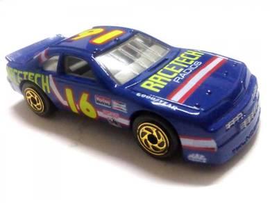1994 Matchbox FORD THUNDER BIRD STOCK CAR