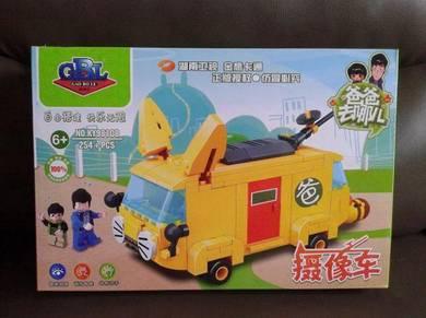 Brick Camera Car KY98108 GBL