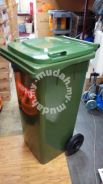 Wheel rubbish bin 120L