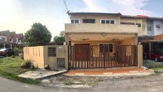 For Sale – DOUBLE STOREY CORNER LOT, Taman Sri Andalas