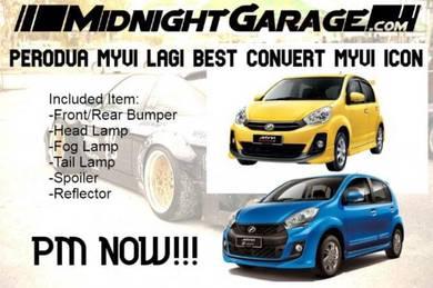Perodua Myvi Lagi Best Convert Myvi Icon