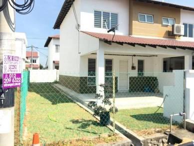 2 Storey House, End Lot, Bandar Saujana Putra, Below Market Value