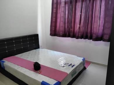 Midfields Condominium Sg Besi (Master Bedroom For RENT)