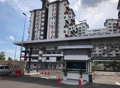 Ehsan residence, sepang nilai, klia, aeon, inti & manipal