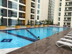 KSL Hot Spring !! 3Bed Fully Below Market Taman Daya