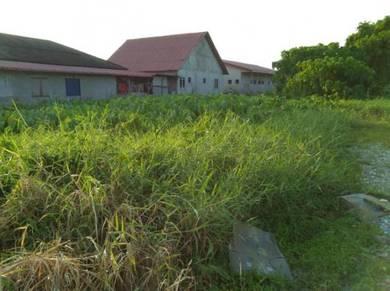 Tanah lot Kampung delek Klang Nama Boleh Masuk Geran