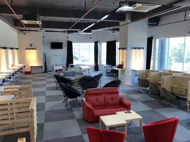 Office space bangi rental