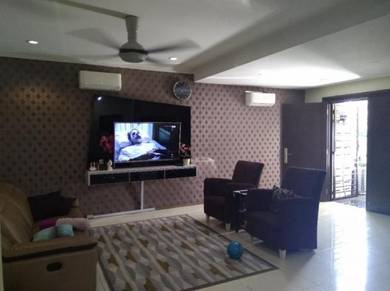 Double Storey, NOT FACING OTHER HOUSE, Renovated, Putra Height